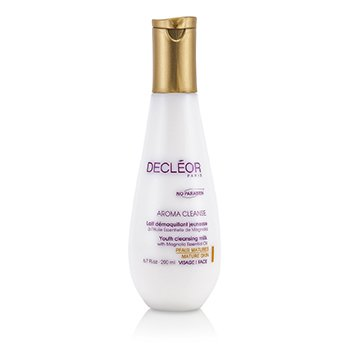 Decleor Aroma Cleanse Youth Rensemelk (Moden hud)  200ml/6.7oz