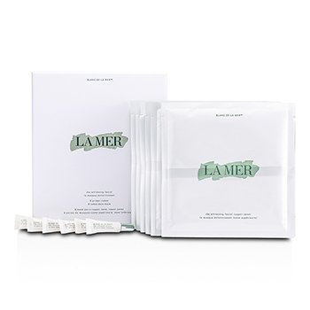 La Mer Blanc De La Mer The Whitening Facial: 6x The Whitening Facial + 6x The Infusion Primer  12pcs