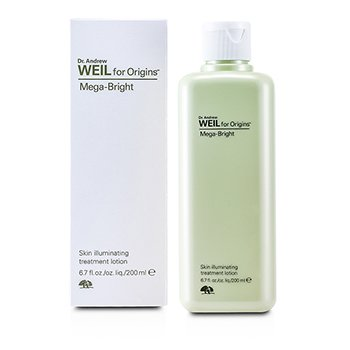 Origins Dr. Andrew Mega-Bright Skin Illuminating Treatment Lotion  200ml/6.7oz