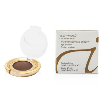 Jane Iredale PurePressed Single Eye Shadow - Double Espresso  1.8g/0.06oz