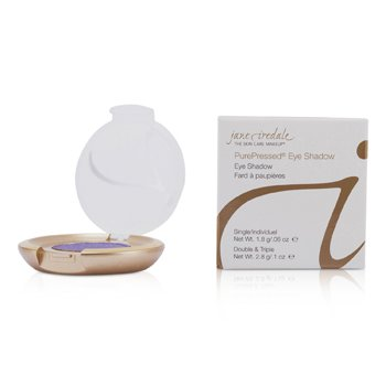 Jane Iredale PurePressed Single Eye Shadow - Violet Eyes  1.8g/0.06oz
