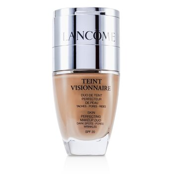 Lancome Teint Visionnaire Skin Perfecting Make Up Duo SPF 20 - # 010 Beige Porcelaine  30ml+2.8g