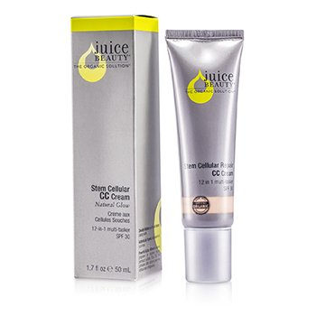 Juice Beauty Stem Cell Repair CC Cream SPF 30 - # Natural Glow  50ml/1.7oz