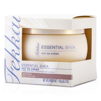 Frederic Fekkai Creme Essential Shea Pot  150g/5.2oz