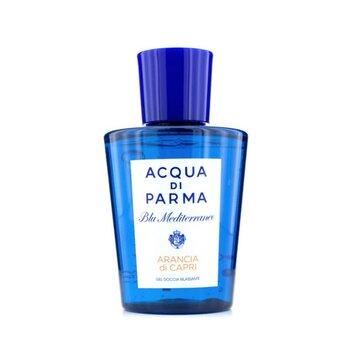 Acqua Di Parma Blu Mediterraneo Arancia Di Capri Gel de Duș Relaxant (Ambalaj Nou)  200ml/6.7oz