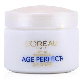 L'Oreal Skin-Expertise Age Perfect Увлажняющее Средство SPF 15 (для Зрелой Кожи)  70g/2.5oz