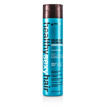 Sexy Hair Concepts Healthy Sexy Hair Color Safe Soy Hidratante Acondicionador Diario  300ml/10.1oz
