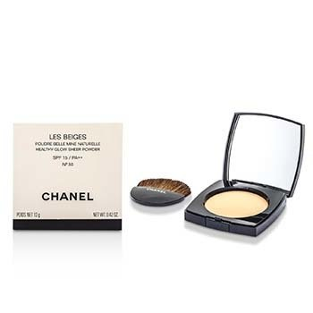 Chanel Pó facial Les Beiges Healthy Glow Sheer Powder SPF 15 - No. 30  12g/0.4oz
