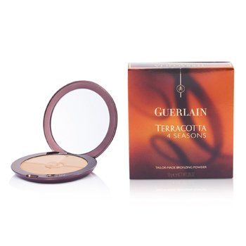 Guerlain Terracotta 4 Seasons Tailor Made Bronzing Pudder - # 02 Naturel - Blondiner  10g/0.35oz