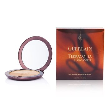 Guerlain Terracotta 4 Seasons Tailor Made Bronzing Pudder - # 03 Naturel - Brunetter  10g/0.35oz