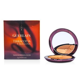 Guerlain Terracotta 4 Seasons Tailor Made Bronzing Pudder - # 05 Moyen - Brunettes  10g/0.35oz
