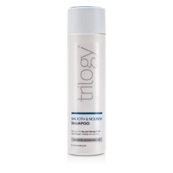 Trilogy Smooth & Nourish Champ� (Para Cabello Seco y Da�ado)  250ml/8.4oz