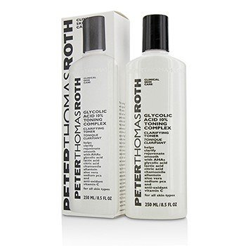 Peter Thomas Roth Glycolic Acid 10%  Complejo Tónico  250ml/8.5oz