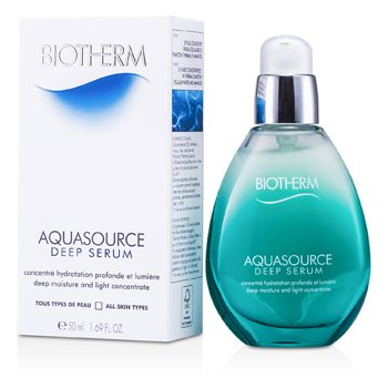 Biotherm Aquasource Dyp Serum (For alle hudtyper)  50ml/1.69oz