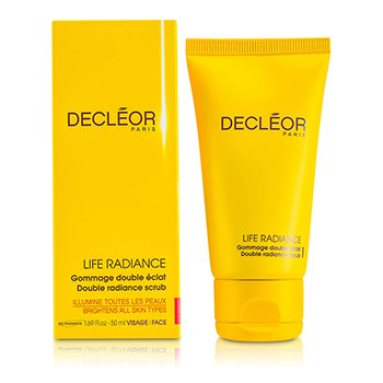 Decleor Esfoliante Life Radiance Double Radiance  50ml/1.69oz