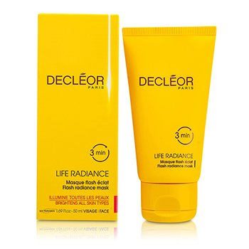 Decleor Life Radiance Flash Radiance Mascarilla  50ml/1.69oz