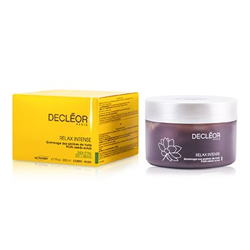 Decleor Exfoliante Relax Intense Fruits Seeds Scrub  200ml/6.7oz