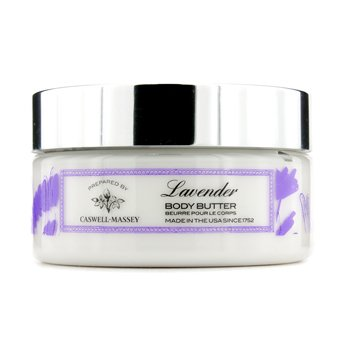 Caswell Massey Lavender Body Butter  240g/8oz