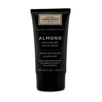 Caswell Massey Crema Afeitado Hidratante Almendra  113g/4oz