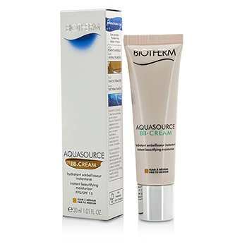 Biotherm Creme Aquasource BB Cream - Fair to Medium L42363  30ml/1.01oz