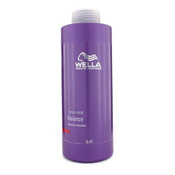 Wella Balance Champú Sensible  1000ml/33.8oz