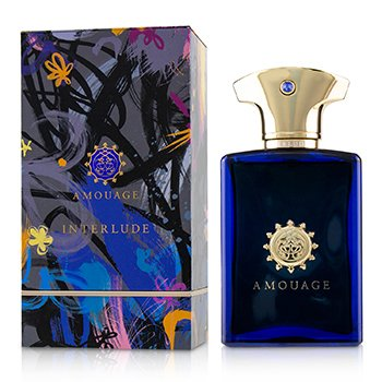 Amouage Interlude Eau De Parfum Vaporizador  50ml/1.7oz
