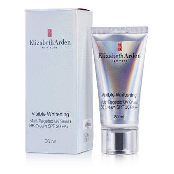 Elizabeth Arden Visible Whitening Scut UV Cremă BB SPF 30 - Nuanța 02  30ml/1oz