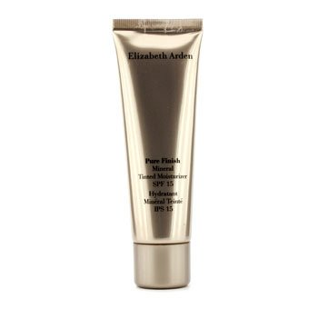 Elizabeth Arden Pure Finish Mineral Farget Fuktighetskrem SPF 15 - # 03 Medium  50ml/1.7oz