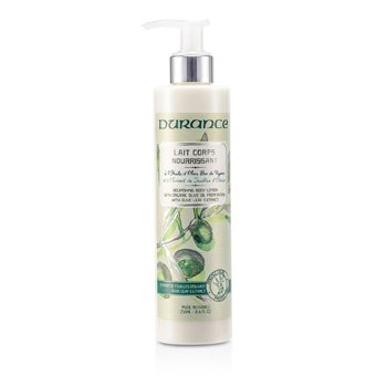 Durance Nourishing Body Lotion with Olive Leaf Extract  250ml/8.4oz