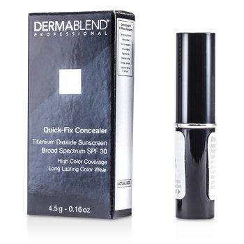 Dermablend Quick Fix Concealer Broad Spectrum SPF 30 (High Coverage, Long Lasting Color Wear) - Caramel  4.5g/0.16oz