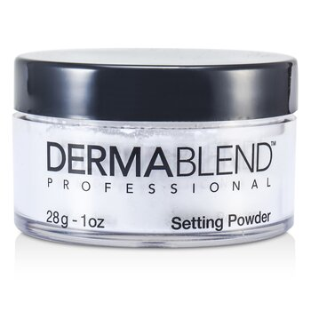 Dermablend Loose Setting Powder (Smudge Resistant, Long Wearability) - Bedak - Original  28g/1oz