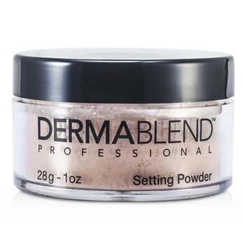 Dermablend Loose Setting Powder (Smudge Resistant, Long Wearability) - Bedak - Cool Beige  28g/1oz