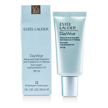 Estee Lauder DayWear Advanced Multi-Protection Anti-Oxidant & UV Defense SPF 50 (All Skin Types)  30ml/1oz