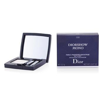 Christian Dior Diorshow Mono Islak ve Kuru Sahne Arkası Göz Farı - # 006 Swan  2.2g/0.07oz