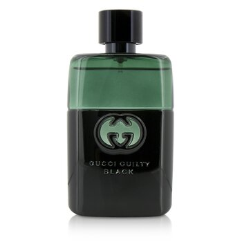 Gucci Guilty Black Pour Homme Eau De Toilette Spray  50ml/1.6oz
