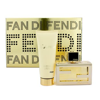 Fendi Fan Di Fendi Coffret: Eau De Parfum Spray 50ml/1.7oz + Losyen Badan 75ml/2.5oz  2pcs