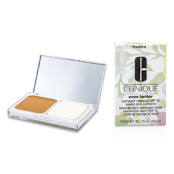 Clinique Even Better Compact Makeup SPF 15 - # 18 Sand (M-N)  10g/0.35oz