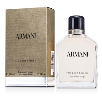 Giorgio Armani Armani After Shave Lotion (uus versioon)  100ml/3.4oz