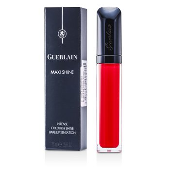 Guerlain Gloss D'enfer Maxi Shine Brillo de Labios Color & Brillo Intenso - # 420 Rouge Shebam  7.5ml/0.25oz