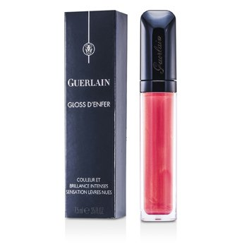 Guerlain Gloss D'enfer Maxi Shine Intense Colour & Shine Lip Gloss - # 462 Rosy Bang  7.5ml/0.25oz