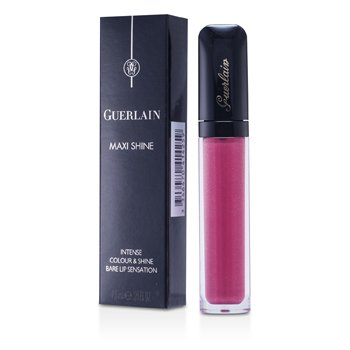 Guerlain Gloss D'enfer Maxi Shine Brillo de Labios Color & Brillo Intenso - # 465 Bubble Gum  7.5ml/0.25oz