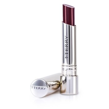 By Terry Hyaluronic Sheer Rouge Hydra Balm Fill & Plump Lipstick (UV Defense) - # 10 Berry Boom  3g/0.1oz
