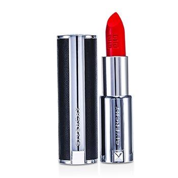 Givenchy Le Rouge Intense Color Sensuously Mat Lipstick - # 306 Carmin Escarpin  3.4g/0.12oz