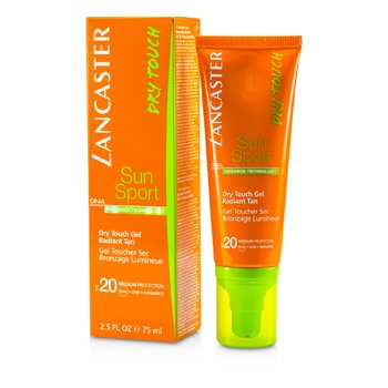 Lancaster Sun Sport Dry Touch Gel Radiant Tan SPF20  75ml/2.5oz