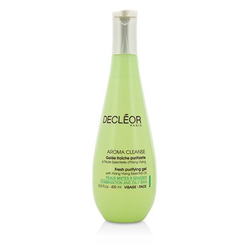 Decleor Aroma Cleanse Gel Purificante Fresco (Piel Mixta y Grasa)  400ml/13.5oz