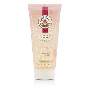 Roge & Gallet Rose Gentle Soothing Shower Gel  200ml/6.6oz