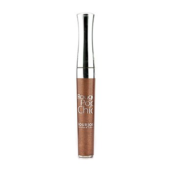 Bourjois Rouge Pop Chic Brillo de Labios - # 07 Beige Choc  4.5ml/0.1oz