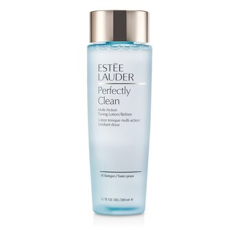Estee Lauder Perfectly Clean Multi-Action Toning Lotion/ Refiner - Penyegar  200ml/6.7oz