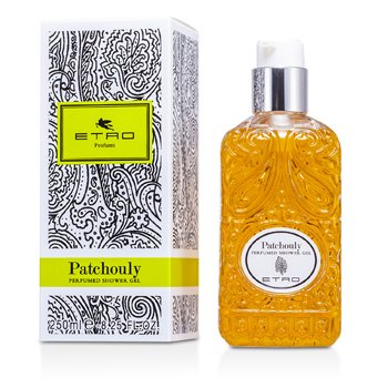 Etro Patchouly Perfumed Shower Gel  250ml/8.25oz