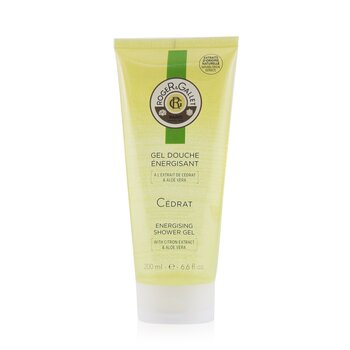 Roger & Gallet Cedrat (Citron) Fresh Shower Gel  200ml/6.6oz